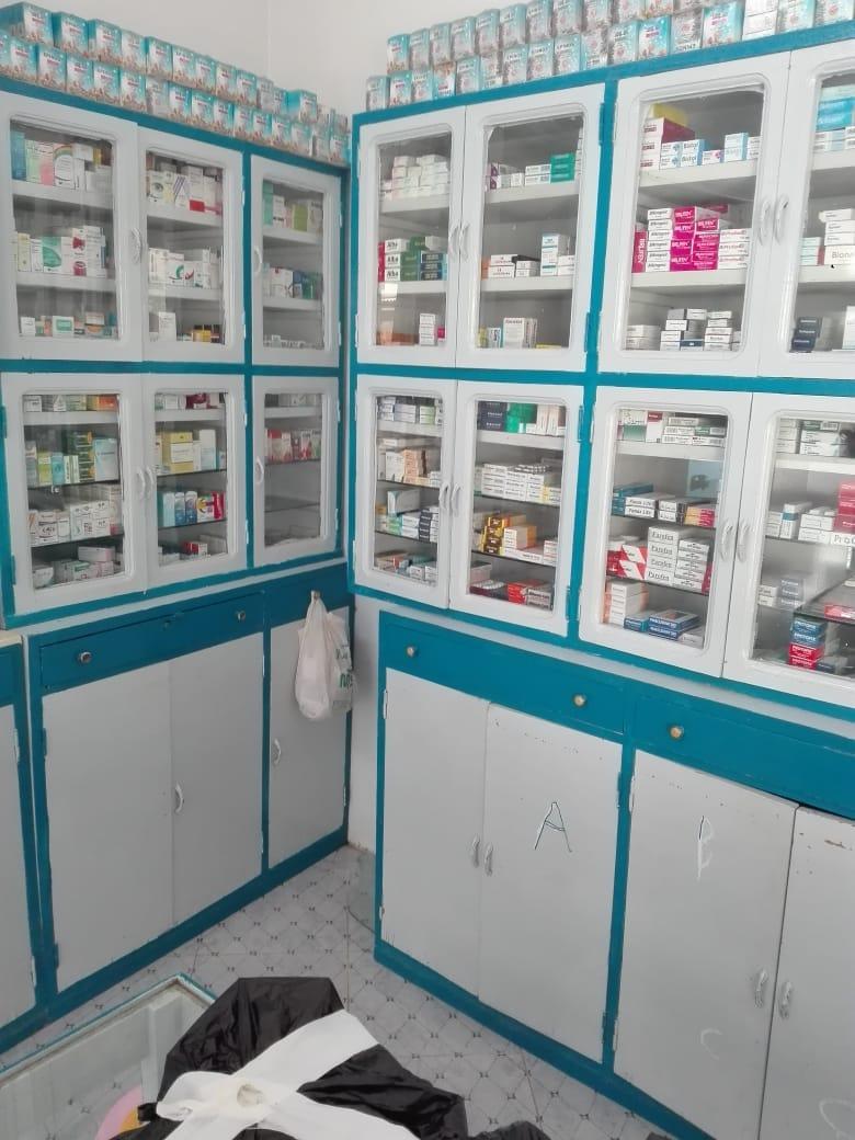 أكثر من ٨٠٠٠ قرص أدوية وغلق 51 صيدلية بالشرقية2