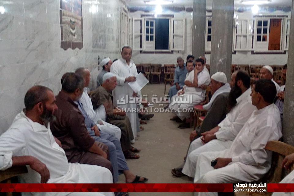 القوقة بأبوحماد تعقد اجتماعها الثاني وتقرر البدء في إنشاء جمعية