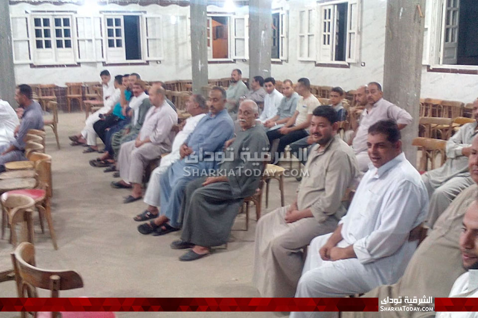 القوقة بأبوحماد تعقد اجتماعها الثاني وتقرر البدء في إنشاء جمعية69