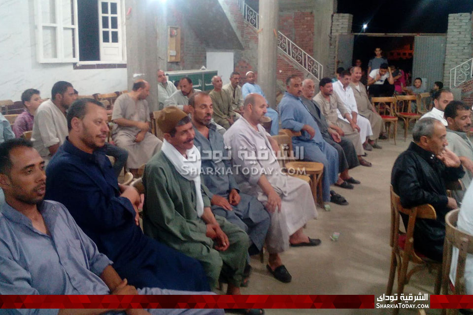 القوقة بأبوحماد تعقد اجتماعها الثاني وتقرر البدء في إنشاء جمعية97