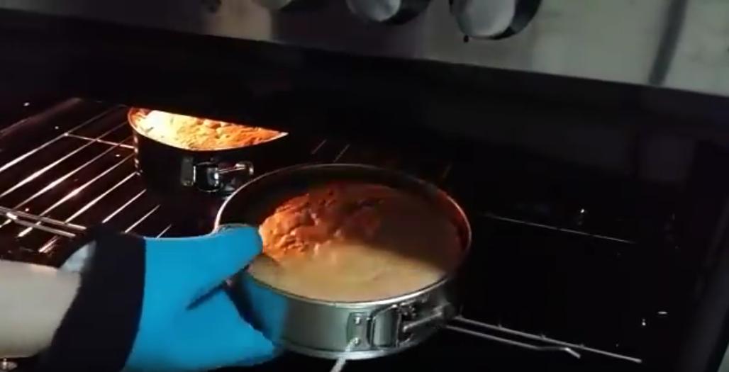 الكيك الإسفنجي بطريقة مروة الشافعي