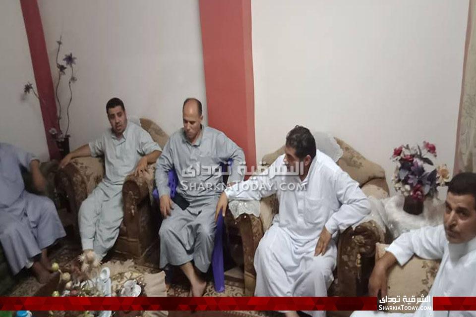 المشروعات بقرية عزية القوقة بأبوحماد تعقد اجتماعها الدوري2
