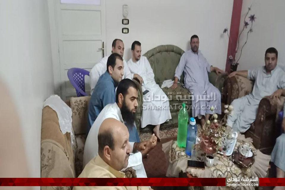 المشروعات بقرية عزية القوقة بأبوحماد تعقد اجتماعها الدوري4
