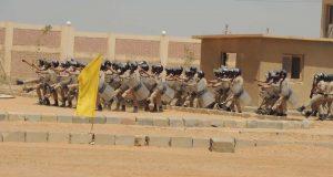 معسكر قوات الأمن