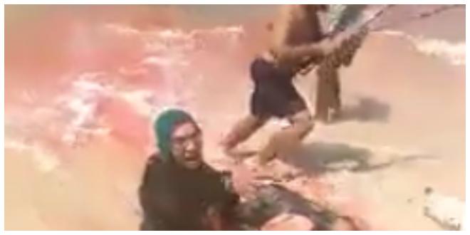 شقيق زوجة ضحية شاطئ الإسكندرية