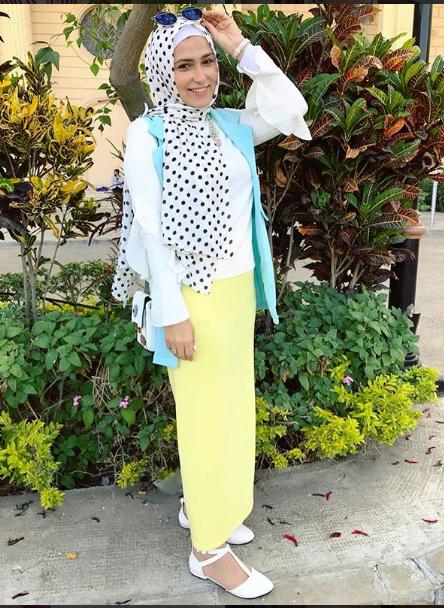 ملابس صيف 2018 من وفاء عز الدين