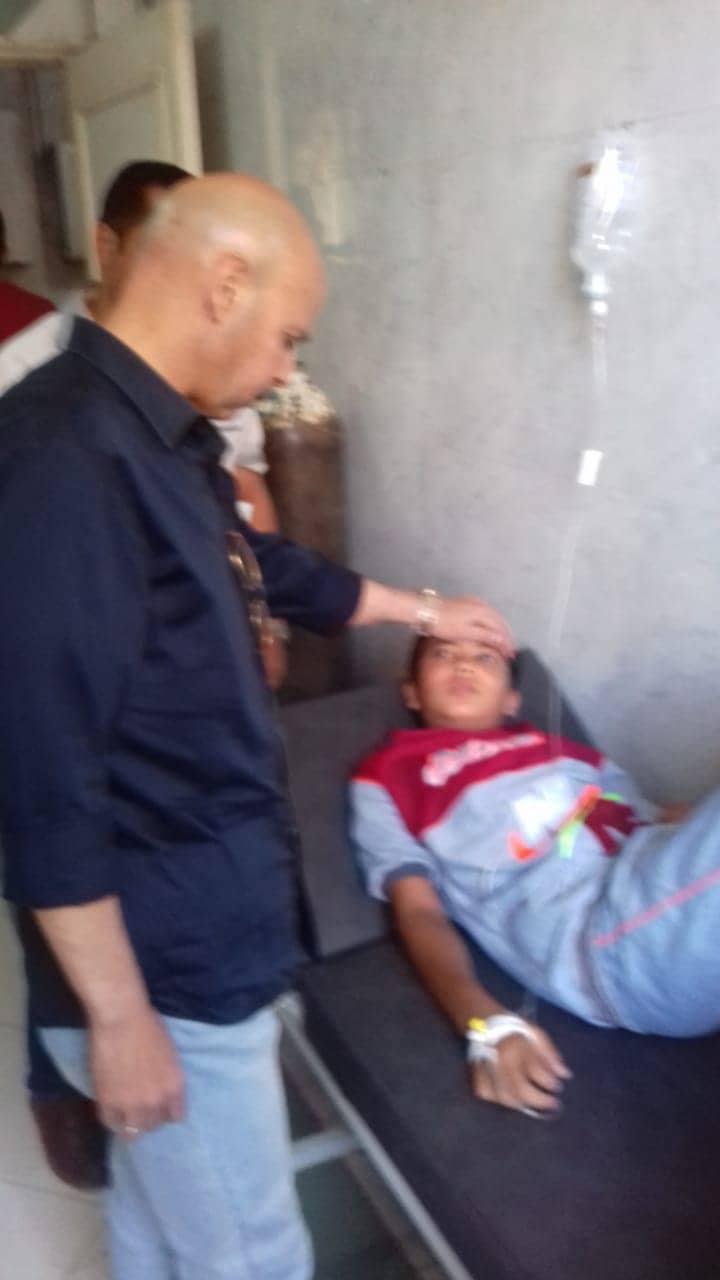 وكيل صحة الشرقية يخصم حافز مدير مستشفى أبو حماد