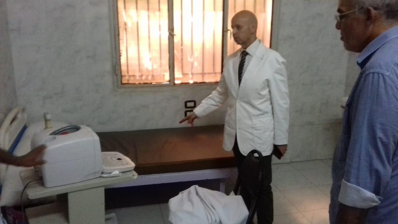 وكيل صحة الشرقية يقيل مدير مستشفى مشتول السوق