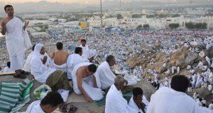 حجاج بيت الله بالسعودية