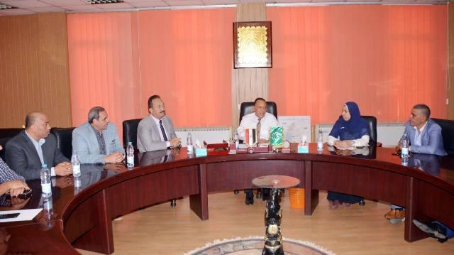 أعضاء فرع المجلس القومي للمرأة بمحافظة الشرقية