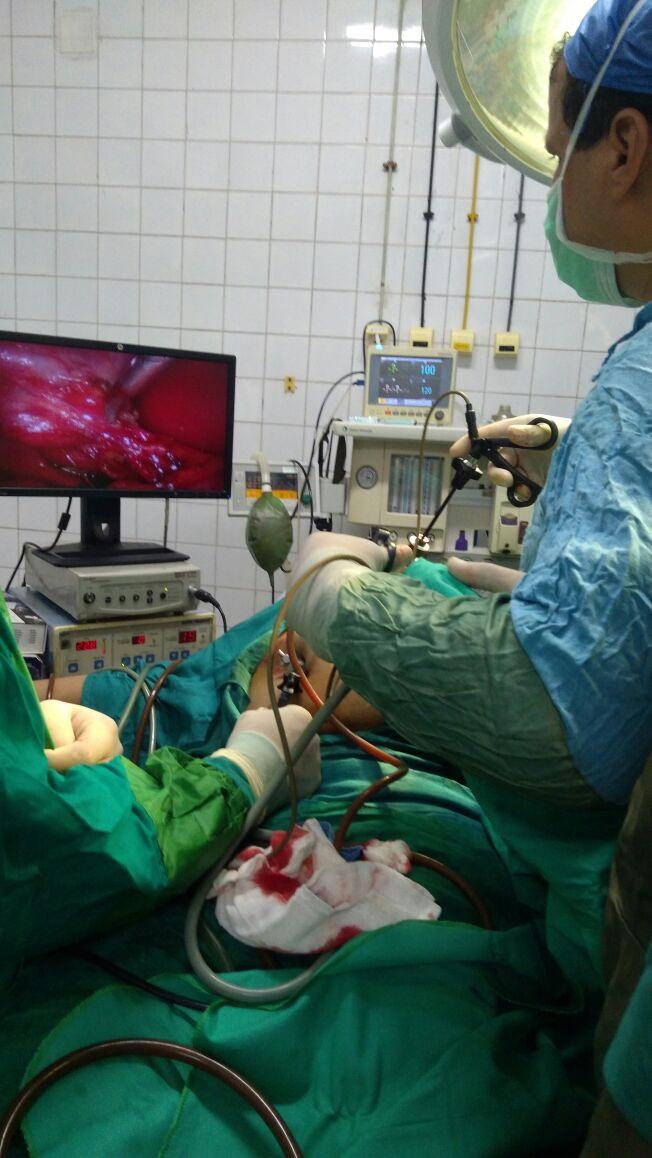 القافلة الجراحية الأولي بالإبراهيمية