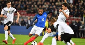 بث مباشر مباراة فرنسا وألمانيا