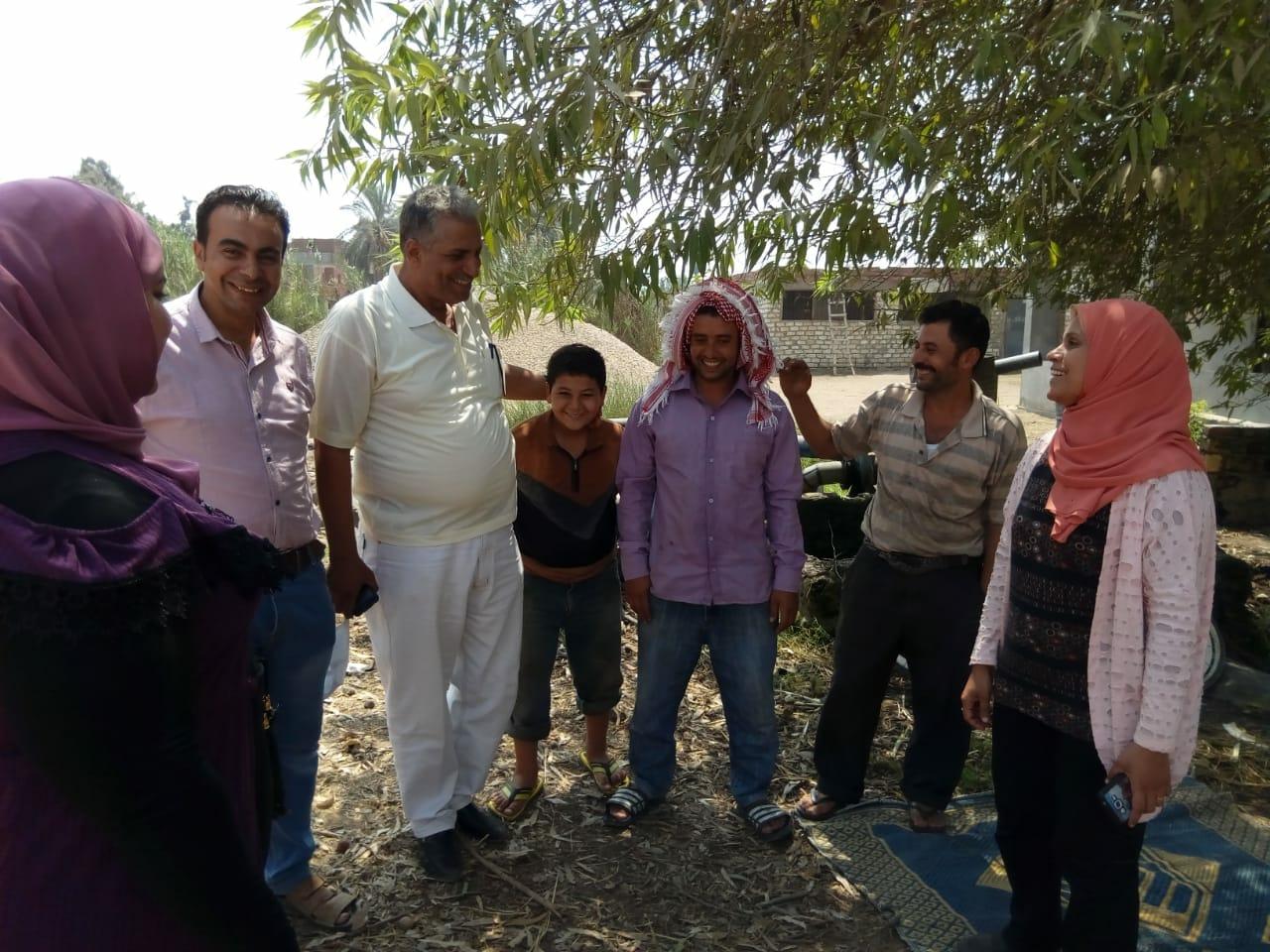 بيئة الشرقية تشن حملات توعية للمزارعين