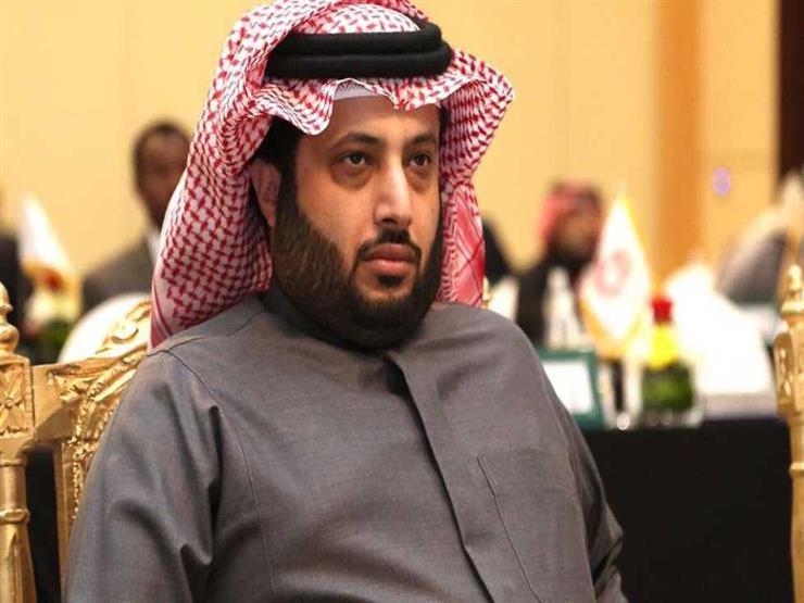تركي آل الشيخ عن منتخب مصر