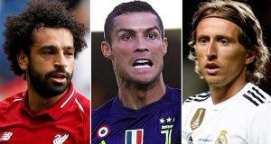 بث مباشر حفل اختيار أفضل لاعب في العالم