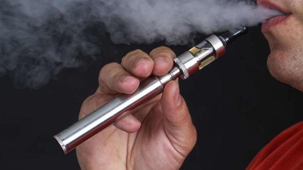 خطر السيجارة الإلكترونية