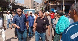 رئيس مدينة القنايات الجديد يبدأ مهمته بحملة إزالات وهمية (1)