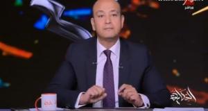 عمرو أديب تركيا استولت على قطر