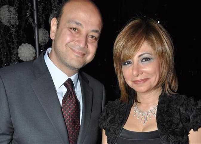 عمرو أديب يعلق على عدم ظهور لميس الحديدي