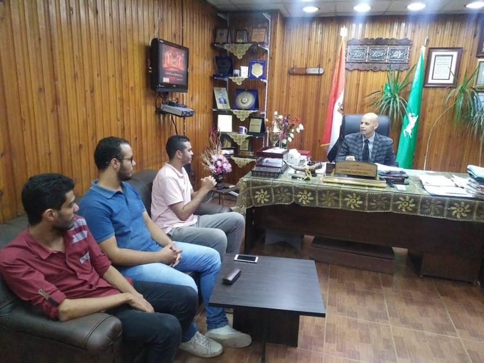 فريق بسمة للإيواء يعلن تنظيم حملات توعية بالمدارس