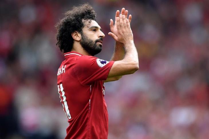 محمد صلاح يتصدر قائمة لاعبي فريق العالم