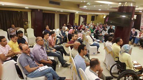 وطن ينظم دورات تدريبية نظرية حول الانتخابات المحلية بالشرقية4