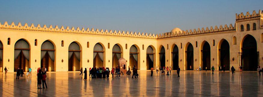 مسجد الحاكم بأمر الله الدين الفاطمي