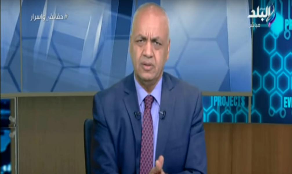 مصطفى بكري يعلن إقالة رئيس التليفزيون