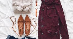 ملابس شتاء 2019 للمحجبات