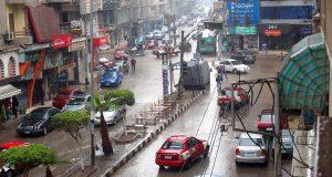 امطار بمحافظة الشرقية