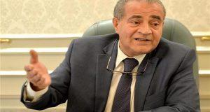 وزير التموين حريصون على توفير الأرز
