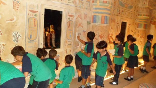 تعرف على متحف الطفل للحضارة والإبداع