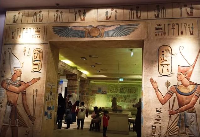 متحف الطفل للحضارة والإبداع