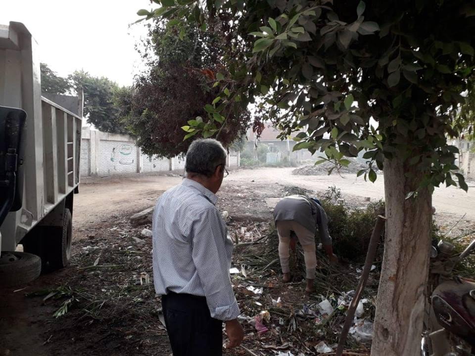 رئيس مركز فاقوس يستجيب لأولياء أمور مدرسة الثانوية المشتركة بقرية الصوالح بفاقوس