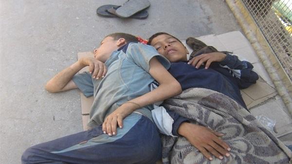 أطفال الشوارع