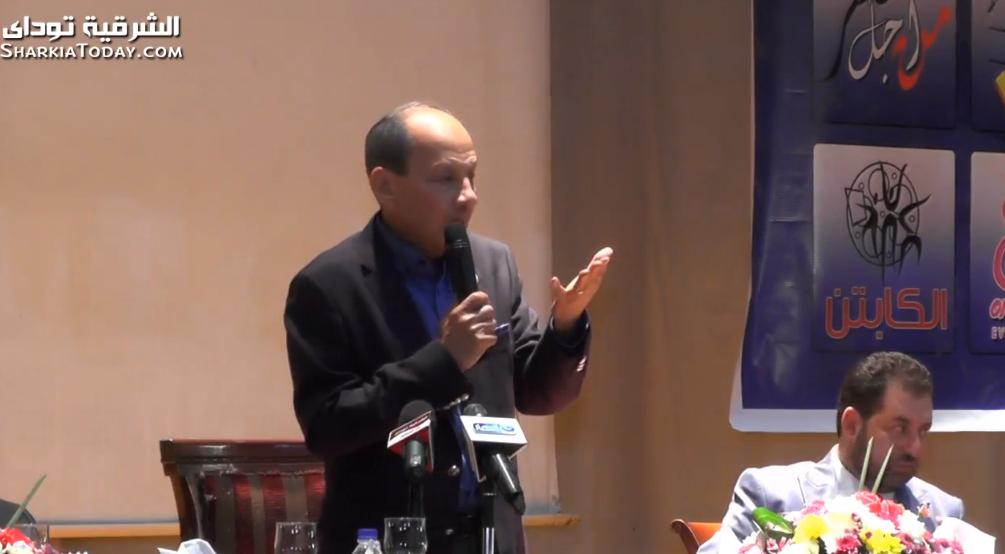إبرهيم حجازي من جامعة الزقازيق عن السينما المصرية