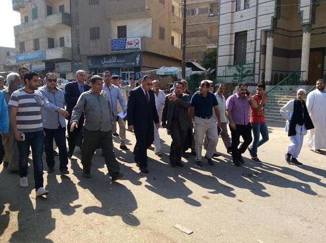 15 من هيئة التمريض بمستشفى كفر صقر للتحقيق