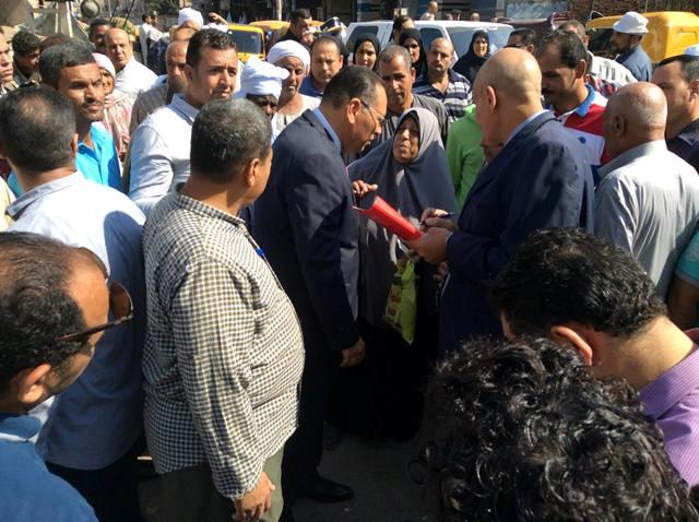 15 من هيئة التمريض بمستشفى كفر صقر للتحقيق3
