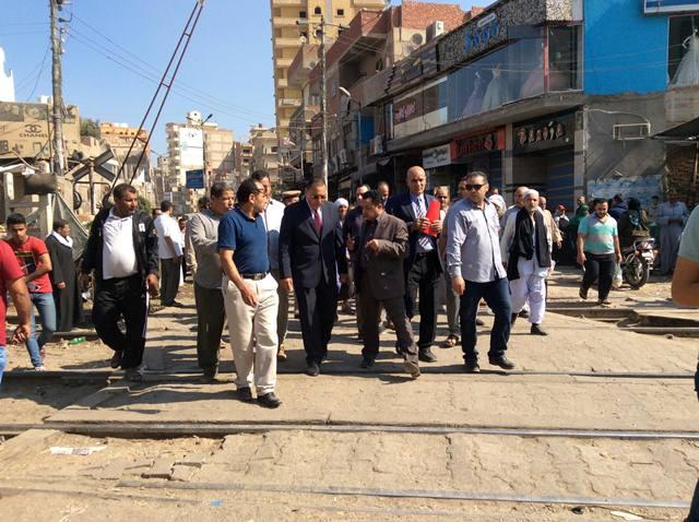 15 من هيئة التمريض بمستشفى كفر صقر للتحقيق5