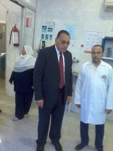 5 أطباء من مستشفى الإبراهمية للتحقيق6