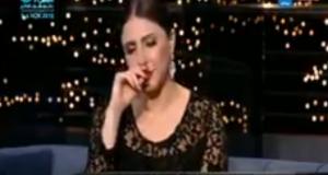 إعلامية تبكي على الهواء بسبب سيدة تبرعت بجزء من الكبد