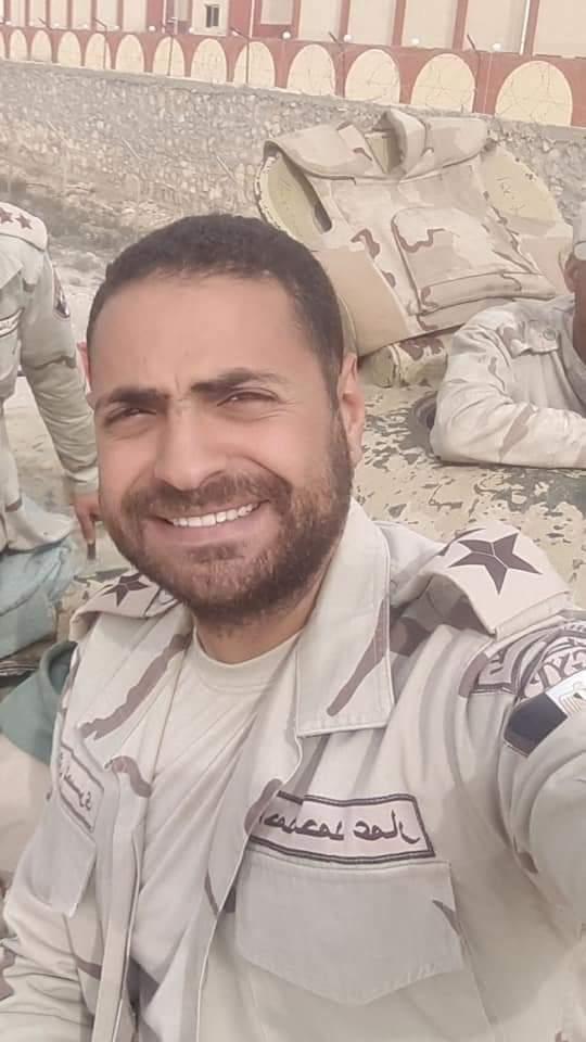 استشهاد ضابط من الشرقية في هجوم إرهابي بسيناء