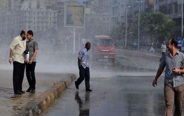 الأرصاد سقوط أمطار شديدة يومي الخميس والجمعة
