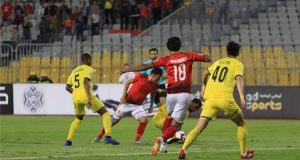 الأهلي يتعادل مع الوصل الإماراتي في البطولة العربية