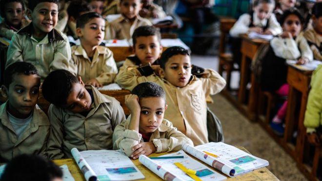 التعليم عن نظام الامتحانات الصف الثاني إلى السادس الابتدائي