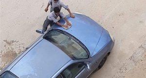 التعليم تعلق على مدرس أجبر طلاب على غسل سيارته بالسويس