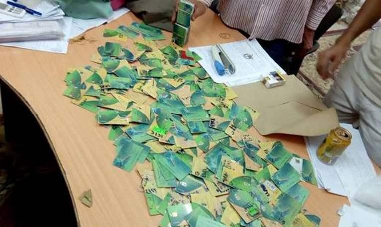 التموين عن أخطاء البطاقات التموينية