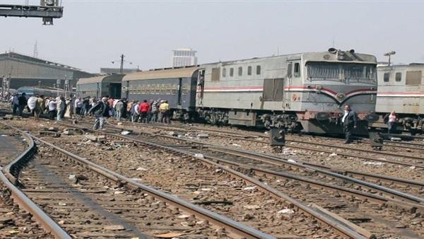 السكة الحديد تعلن إعادة تشغيل بعض القطارات