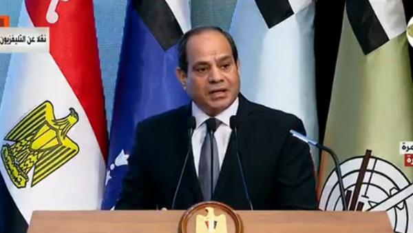 السيسي للمصريين هوريكم دولة تانية خالص