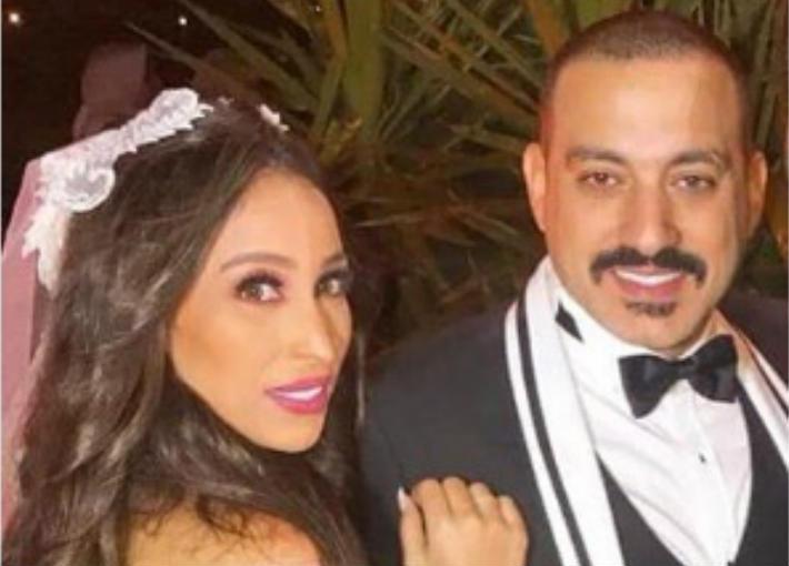 الصور الأولى لحفل زفاف محمد دياب وهاجر الإبياري